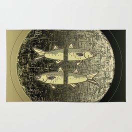 Planetary Mood 5b / Vertical Divergence 10-02-17 Rug