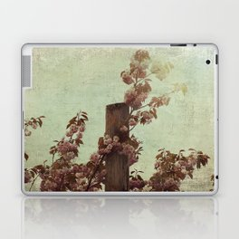 Faded Blossoms Laptop & iPad Skin