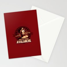 AVALANCHE Wants YOU! Stationery Cards