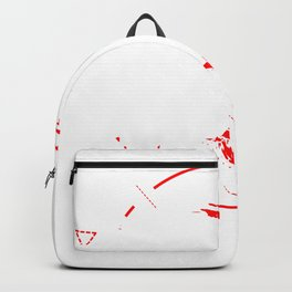 Satan Hell Of Tribes Backpack