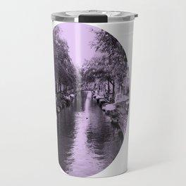 Amsterdam Canal #2 Travel Mug
