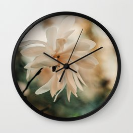 Magnolia Sky Wall Clock