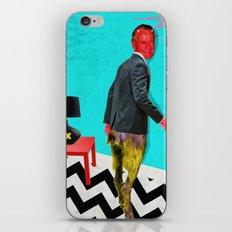 Satan, That Scoundrel iPhone & iPod Skin