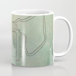 Camera Study no. 1 Coffee Mug