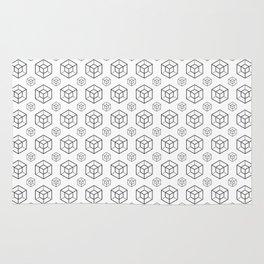 Enigma - Crypto Fashion Art (Small) Rug