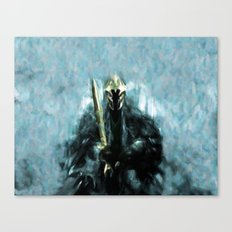 Nazgul After The Ring - Painting Style Canvas Print