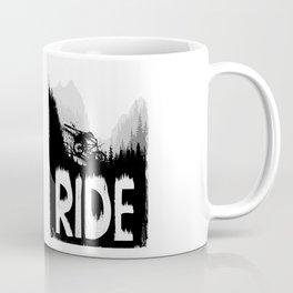 Ink Ride Coffee Mug
