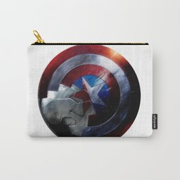 Bucky and Steve  Carry-All Pouch