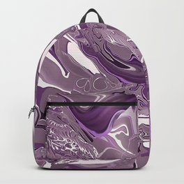 abstract paint gradient 0882 Backpack