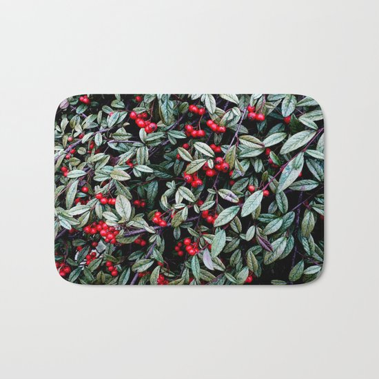Nature's Pattern Bath Mat