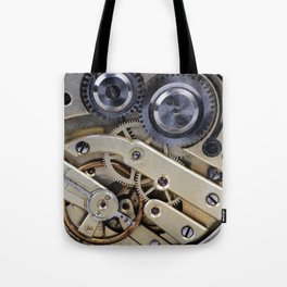 Clockwork mechanism  Tote Bag