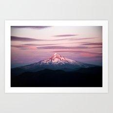 Mount Hood XI Art Print
