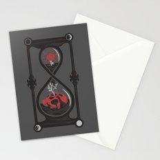Quid est ergo tempus? Stationery Cards