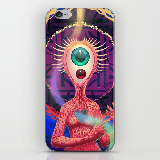 Universal Mind iPhone & iPod Skin