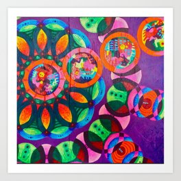 Idea Forming Art Print