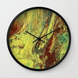 Fluid No. 12 Wall Clock