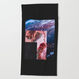 Life Beach Towel