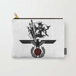 The Satanic Eagle Carry-All Pouch