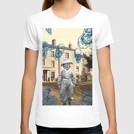 haunted child T-shirt
