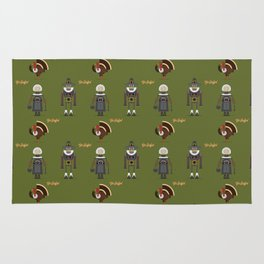 Get Stuffed for the Holidays Rug