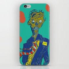 George  iPhone & iPod Skin