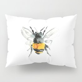 bumble bee yourself Pillow Sham
