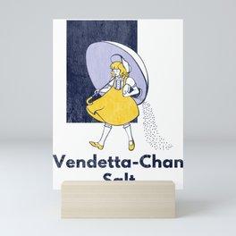 """""""When it rains, it pours!"""" - 2 Mini Art Print"""