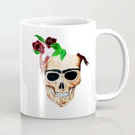 Frida Skull Coffee Mug