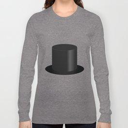 Top Hat Long Sleeve T-shirt