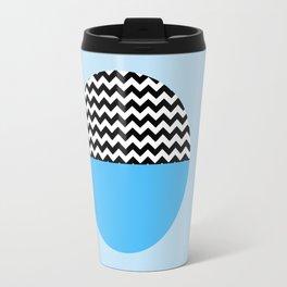 Moiety Blue Travel Mug