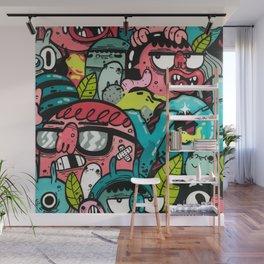YO! Wall Mural