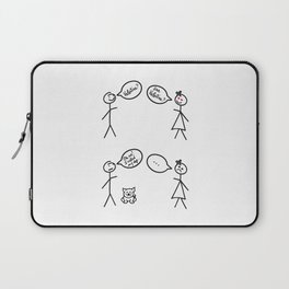 San Valentine's Day for Him Laptop Sleeve