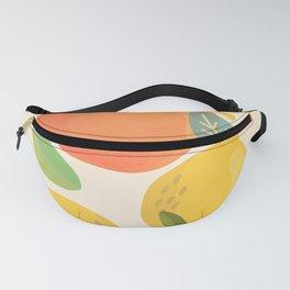 Citrus Fruits Fanny Pack