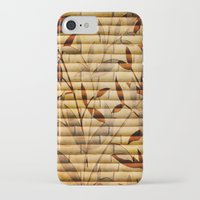 bamboo iPhone & iPod Cases featuring Bamboo by Robin Curtiss