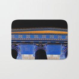 Philadelphia Museum Acropolis / Black Bath Mat