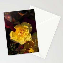 Yellow panache Stationery Cards