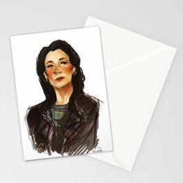 elementary: joan watson [4] Stationery Cards