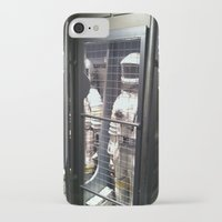 spaceman iPhone & iPod Cases featuring Spaceman by Brittany Bennett