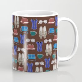 toffee hipster  Coffee Mug