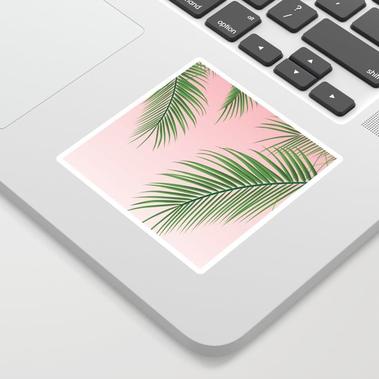 Palm Tree Leaves by crnicole