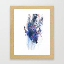 Unwelcome Gaze – Facebook 11 Framed Art Print