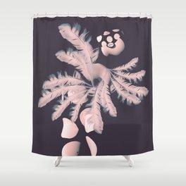 Burlesque Shower Curtain