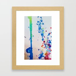 buoyancy Framed Art Print