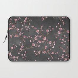 SAKURA LOVE - GRUNGE BLACK Laptop Sleeve