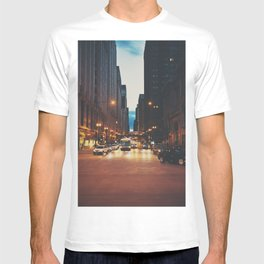 the streets of Chicago ... T-shirt