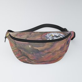 The Diamond Story on Planet Earth Fanny Pack