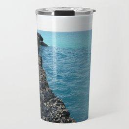 Lost in the Ocean Travel Mug