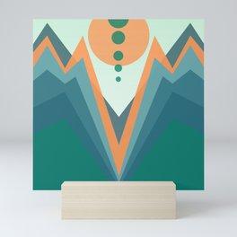 strange valley Mini Art Print