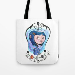 Coraline Jones Tote Bag