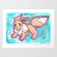 Hidden Power Art Print